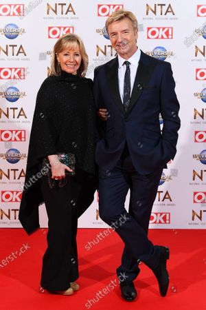 Christopher Dean and Karen Barber