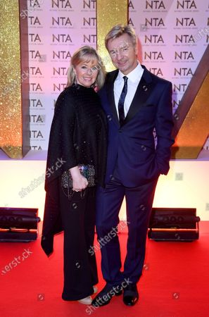 Stock Photo of Christopher Dean, Karen Barber