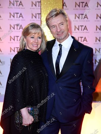 Stock Image of Christopher Dean, Karen Barber