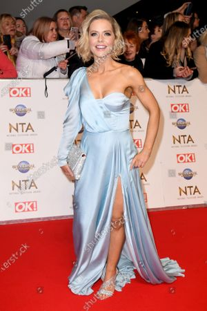 Stock Picture of Stephanie Waring