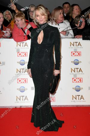 Stock Picture of Gillian Taylforth