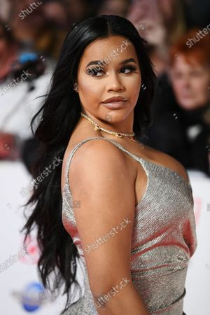 Stock Picture of Lateysha Grace