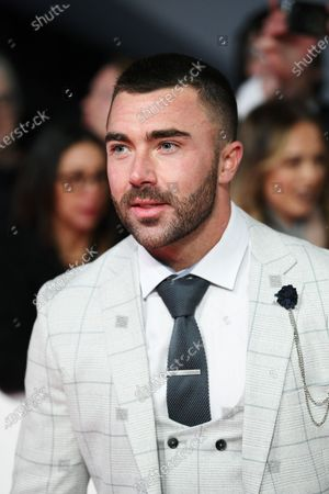 Editorial image of 25th National Television Awards, Arrivals, O2, London, UK - 28 Jan 2020