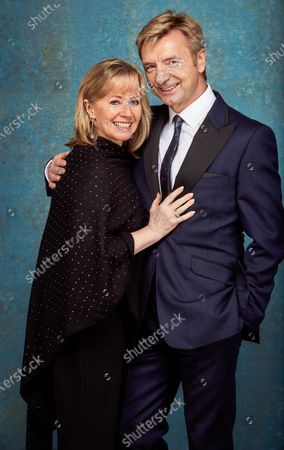 Exclusive - Christopher Dean and Karen Barber