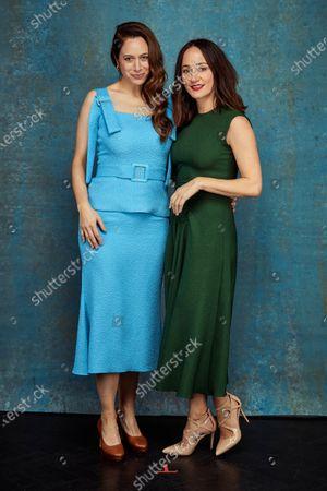 Exclusive - Jodhi May and Lydia Leonard