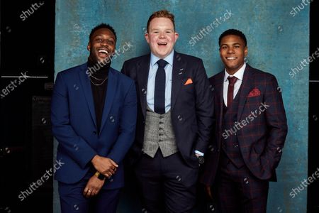 Exclusive - Ryan Russell, Colson Smith and Nathan Graham