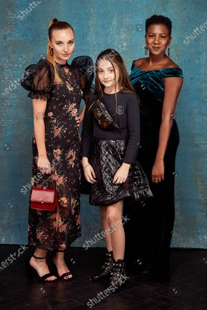 Exclusive - Kristy Philipps, Anya McKenna-Bruce and Jade Anouka