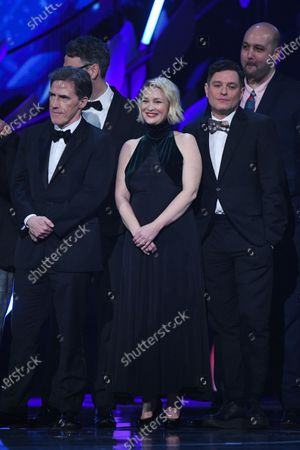 Exclusive - Rob Brydon, Joanna Page and Mathew Horne - Impact Award - 'Gavin and Stacey'