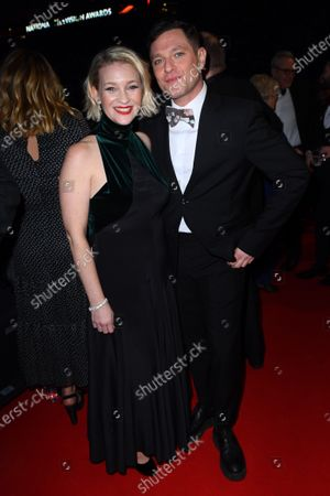 Exclusive - Joanna Page and Mathew Horne
