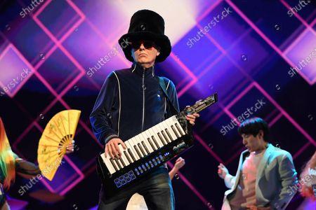 Exclusive - Pet Shop Boys - Chris Lowe
