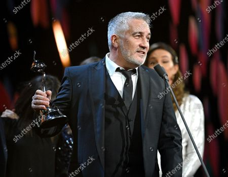 Exclusive - Paul Hollywood - Challenge Award - 'The Great British Bake Off'