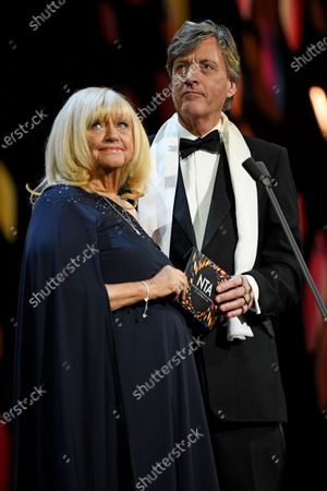 Exclusive - Judy Finnigan and Richard Madden