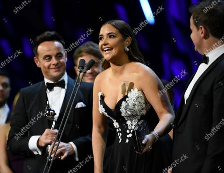 Editorial photo of Exclusive - 25th National Television Awards, Show, O2, London, UK - 28 Jan 2020