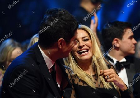 Exclusive - Vernon Kay and Tess Daly