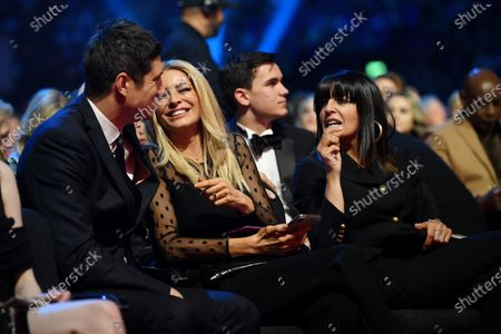 Exclusive - Vernon Kay, Tess Daly and Claudia Winkleman