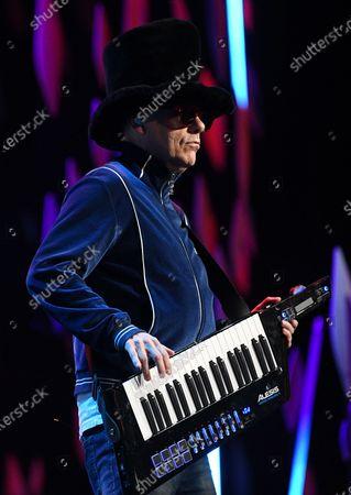 Stock Image of Exclusive - Pet Shop Boys - Chris Lowe