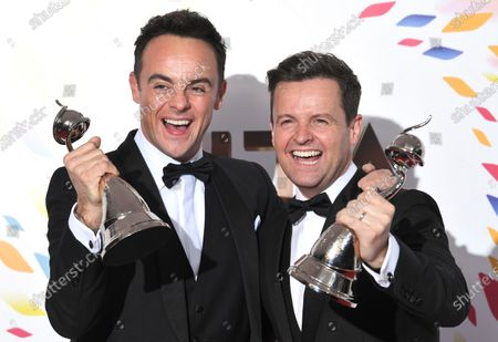 Anthony McPartlin and Declan Donnelly - TV Presenter