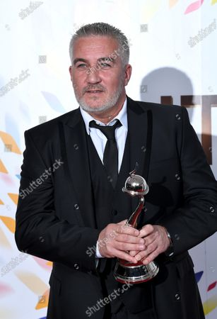 Paul Hollywood - Challenge Award - 'The Great British Bake Off'