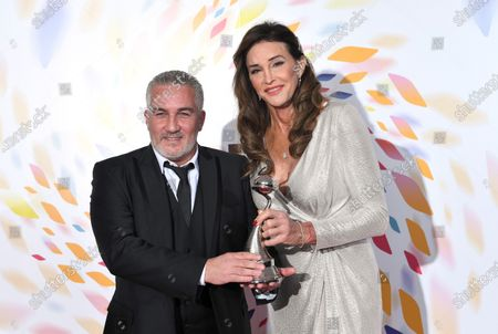 Paul Hollywood - Challenge Award - 'The Great British Bake Off' with Caitlyn Jenner