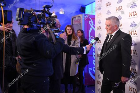 Exclusive - Paul Hollywood - Challenge Award - The Great British Bake Off