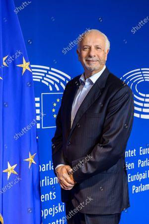 Editorial picture of British MPE Dinesh Dhamija at the European Parliament, Brussels, Belgium - 20 Jan 2020