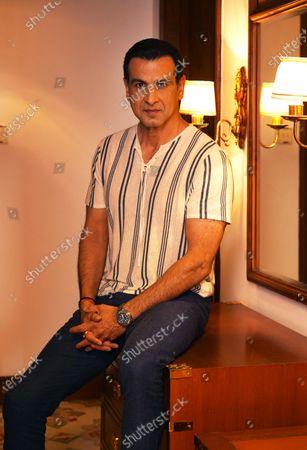 Editorial photo of Ronit Roy photoshoot, New Delhi, India - 24 Jan 2020