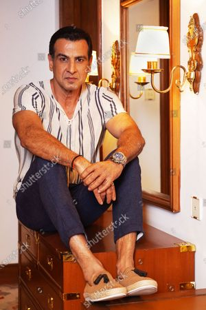 Stock Image of Ronit Roy