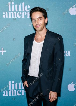 Editorial photo of Apple's 'Little America' TV show premiere, Arrivals, Los Angeles, USA - 23 Jan 2020