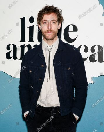 Stock Image of Thomas Middleditch