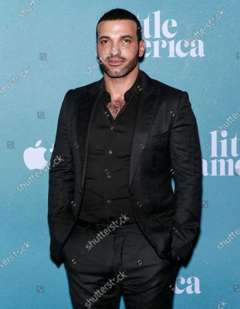 Editorial image of Apple's 'Little America' TV show premiere, Arrivals, Los Angeles, USA - 23 Jan 2020