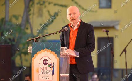Editorial image of Literature Festival, Jaipur, India - 23 Jan 2020