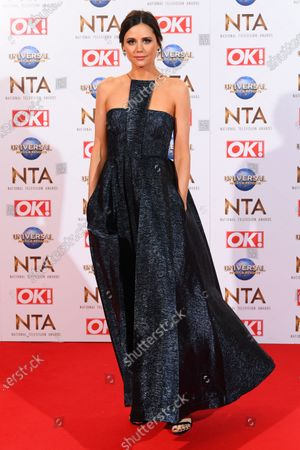 Editorial picture of 25th National Television Awards, Arrivals, Fashion Highlights, O2, London, UK - 28 Jan 2020