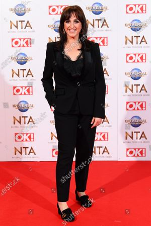 Editorial image of 25th National Television Awards, Arrivals, Fashion Highlights, O2, London, UK - 28 Jan 2020