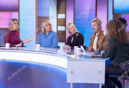 Editorial image of 'Loose Women' TV show, London, UK - 24 Jan 2020