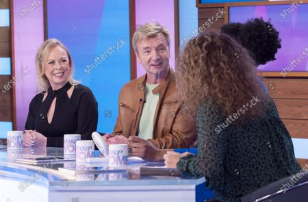 Editorial picture of 'Loose Women' TV show, London, UK - 24 Jan 2020