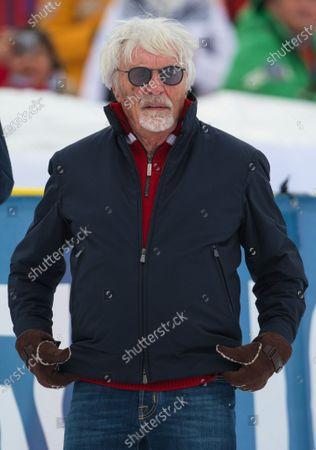 Bernie Ecclestone during the Kitz Charity Trophy 2020