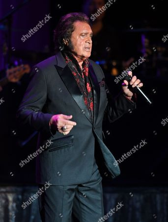 Editorial picture of Engelbert Humperdinck in concert at The Parker Playhouse, Fort Lauderdale, USA - 23 Jan 2020