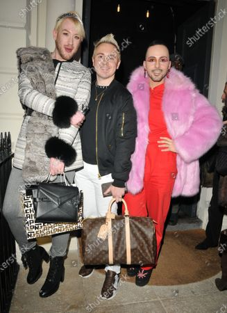 Editorial photo of Muse by Coco de Mer launch party, London, UK - 23 Jan 2020