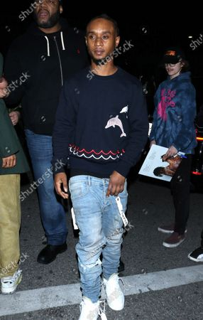 Editorial picture of Celebrities out and about, Los Angeles, USA - 23 Jan 2020