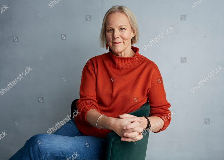 "Phyllida Lloyd poses for a portrait to promote the film ""Herself"" at the Music Lodge during the Sundance Film Festival, in Park City, Utah"