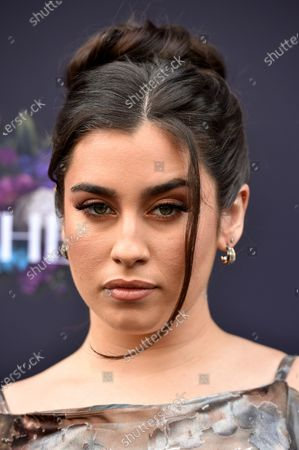 Editorial image of Instagram Grammys Luncheon, Arrivals, Ysabel, Los Angeles, USA - 24 Jan 2020