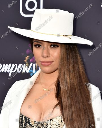 Editorial picture of Instagram Grammys Luncheon, Arrivals, Ysabel, Los Angeles, USA - 24 Jan 2020