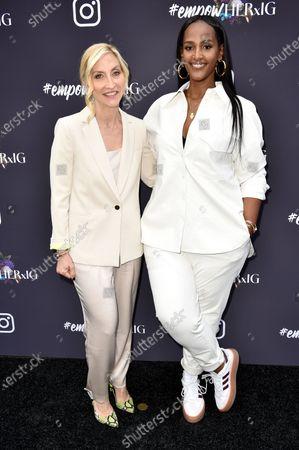 Editorial photo of Instagram Grammys Luncheon, Arrivals, Ysabel, Los Angeles, USA - 24 Jan 2020