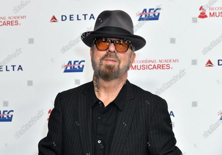 Stock Photo of Dave Stewart