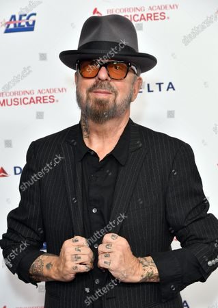 Stock Image of Dave Stewart