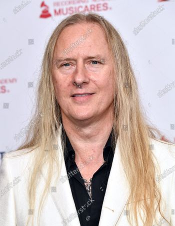 Stock Picture of Jerry Cantrell