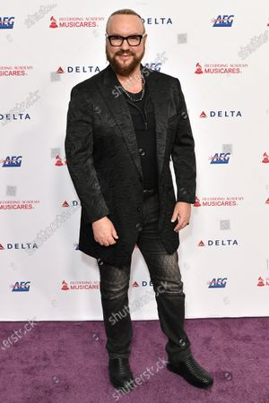 Editorial photo of MusiCares Person of the Year Gala, Arrivals, Convention Center, Los Angeles, USA - 24 Jan 2020