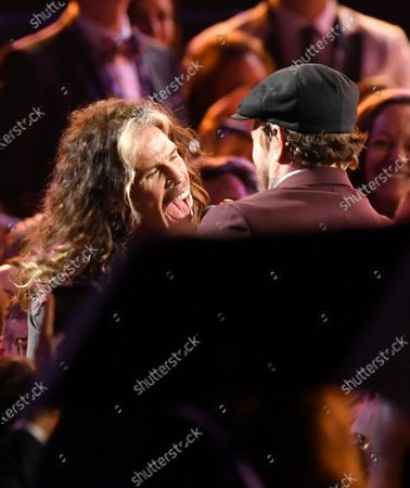 Steven Tyler and Gavin Degraw