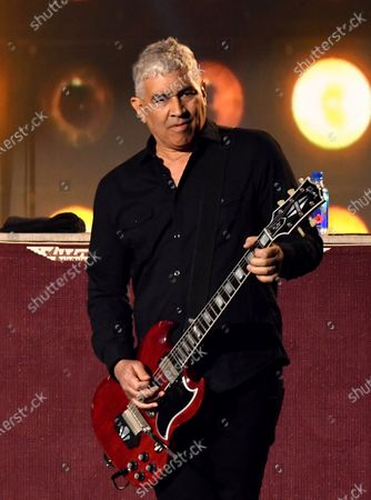 Stock Photo of Pat Smear of the Foo Fighters