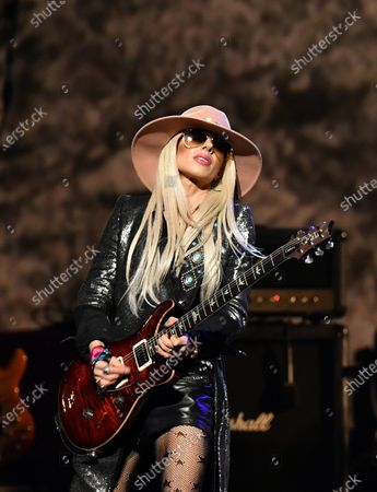 Stock Picture of Orianthi